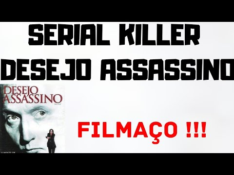 (New) Serial killer desejo assassino filme completo e dublado