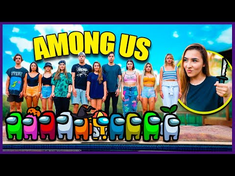 (New) Among us na vida real! (bibi impostora)