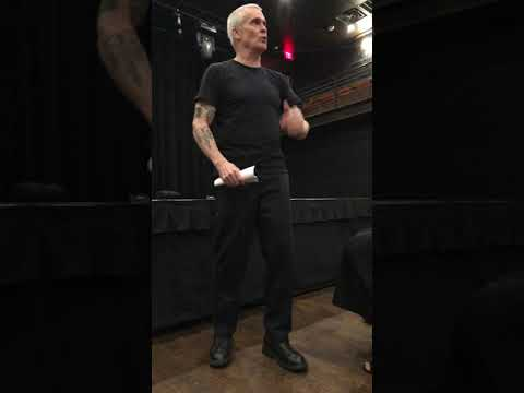 (New) Henry rollins on the president