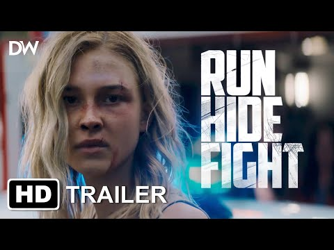 (New) Official trailer release: run hide fight
