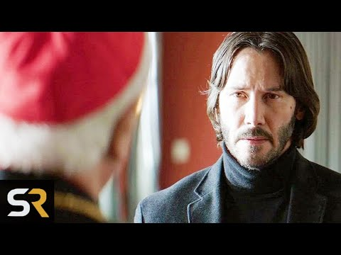 (New) John wick deleted scenes that could have changed everything
