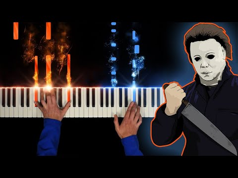 (Ver Filmes) Michael myers - halloween theme song (piano version)