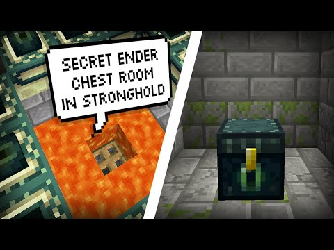 (New) 18 secret features you missed in minecraft! (minecraft easter eggs)