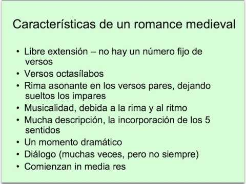 (HD) Los romances