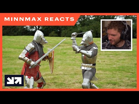 (New) Minnmaxs live reaction to age of empires ivs gameplay reveal