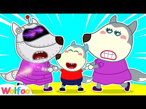 (Ver Filmes) Who is the best mommy of wolfoo? - learn good manners for kids | wolfoo family kids cartoon