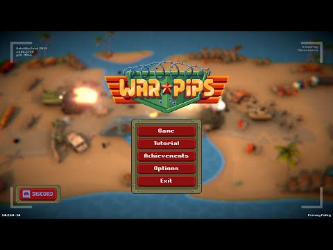 (New) Warpips early access - 08