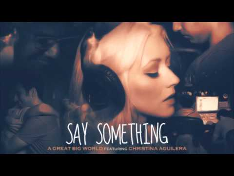 (New) Say something (official instrumental)