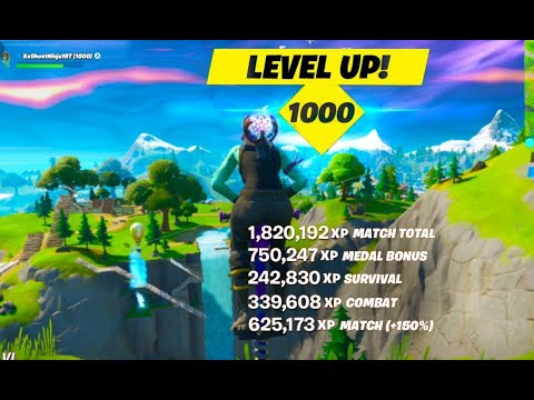 (New) New xp glitches to unlock level 215 today in fortnite!