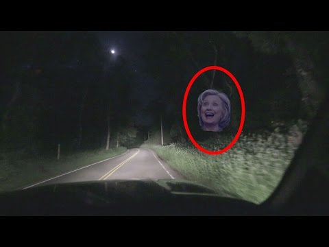 (New) Clinton road - the most terrifying road in america?