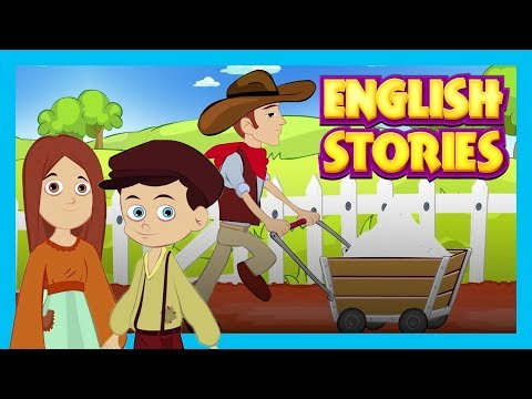 (Ver Filmes) English stories - best english stories for kids || lazy horse and more - kids hut stories
