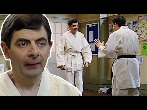 (Ver Filmes) Judo bean | funny clips | mr bean official