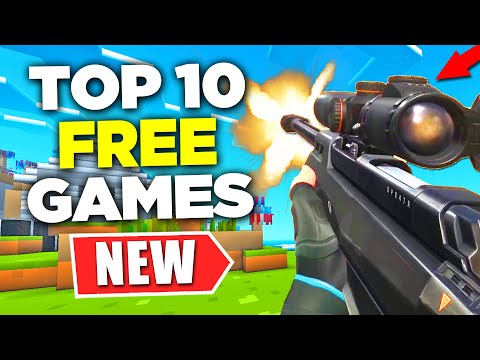 (New) Top 10 free pc games 2020 - 2021 (new)