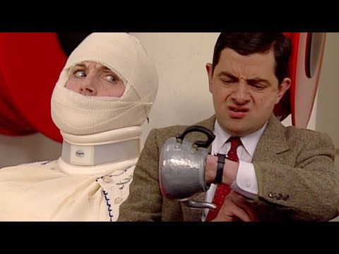 (Ver Filmes) Hospital bean | funny clips | mr bean official