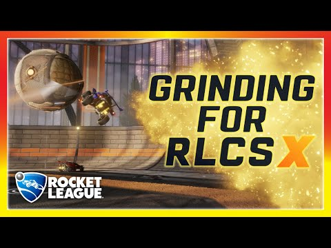 (HD) Grinding for rlcs | how you can be a part of my next video! | 1v1 e 2v2 supersonic legend