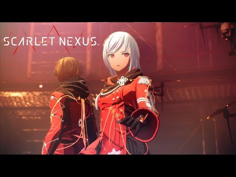 (New) Scarlet nexus new gameplay - battle gameplay 2 (ps5, xbox series x|s, ps4, xbox one, pc)