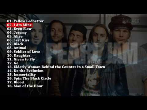 (New) Pearl jam |the best |playlist |greatest hits