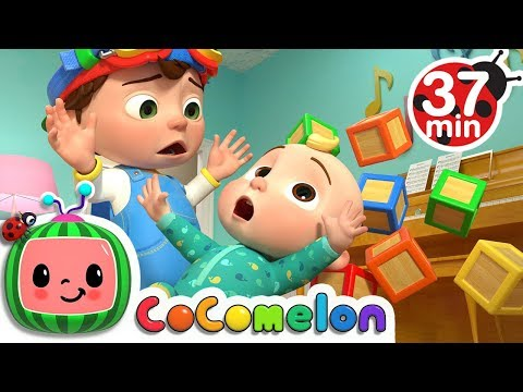 (Ver Filmes) Sorry, excuse me + more nursery rhymes e kids songs - cocomelon