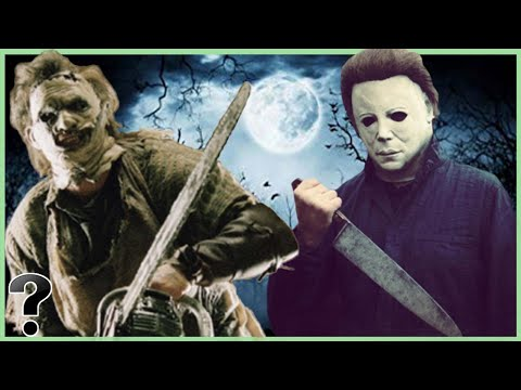 (New) What if michael myers fought leatherface?