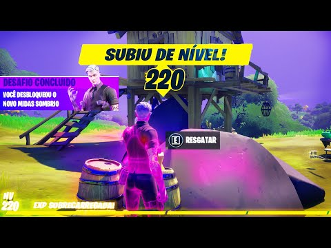 (HD) Fortnite como upar rapido level 500! 100,000 mil de xp por partida!