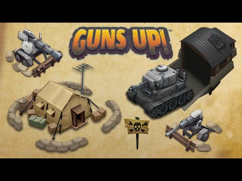 (New) Guns up! - unreleased structures!