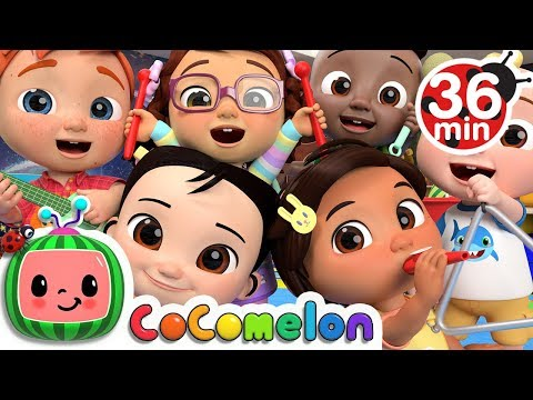 (Ver Filmes) The more we get together 2 + more nursery rhymes e kids songs - cocomelon
