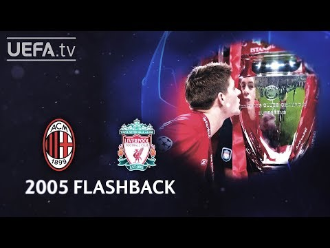 (VFHD Online) Milan 3-3p liverpool: #ucl 2005 final flashback