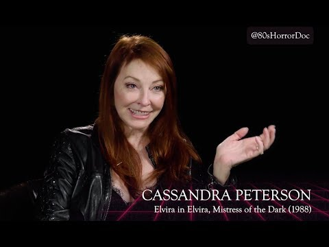 (New) In search of darkness (2019) cassandra peterson elvira hd exclusive