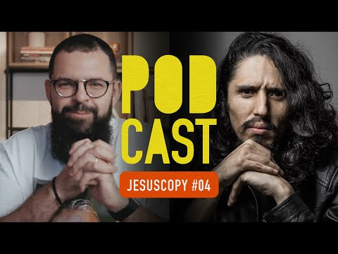 (New) Gabriel cantarino (igreja one) - jesuscopy podcast #04