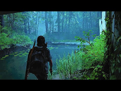 (New) The last of us 2 gameplay 4k new (no commentary)