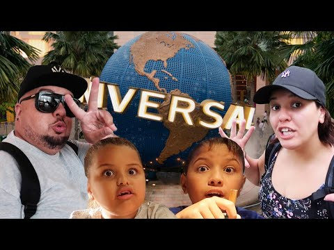 (New) The kids had their first international vacation!