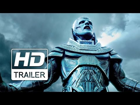 (New) X-men: apocalipse | trailer oficial | legendado hd