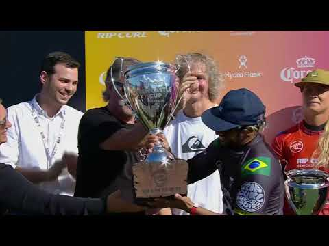 (New) Surfing newcastle | moore and ferreira win opening wsl event in australia