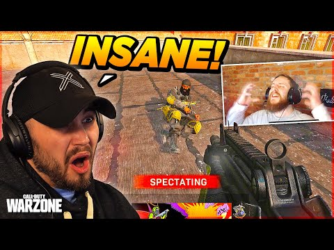(New) I spectated the #1 ranked warzone player in the world... (its_iron)