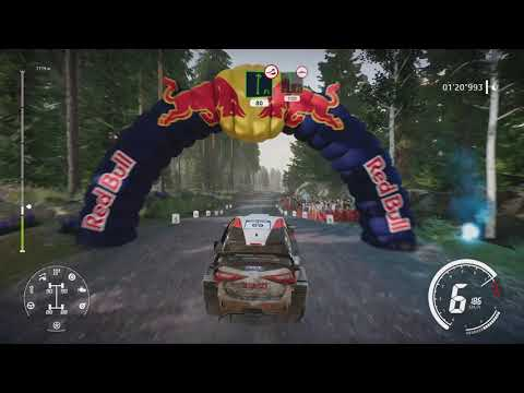 (New) Wrc 9 rally finland ps5 4k 60fps gameplay