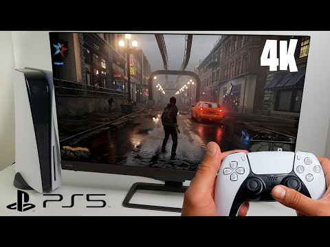 (New) Infamous second son ps5 4k60fps