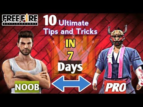 (New) How to become a pro - best 10 tips e tricks freefire