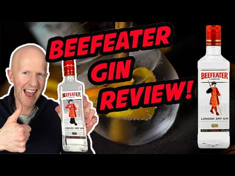 (New) Beefeater gin review!