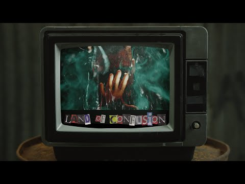 (New) Genesis - land of confusion cover 2020
