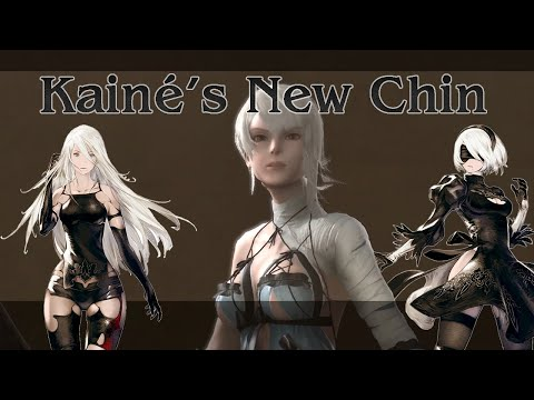 (New) Reason for kaines updated chin [nier replicant ver. 1.22474487139...]