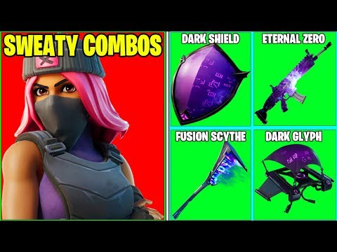 (Ver Filmes) 10 sweaty combos... but i find them in arena solos! (fortnite sweaty combos!)
