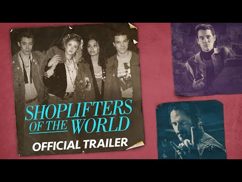 (New) Shoplifters of the world - official trailer