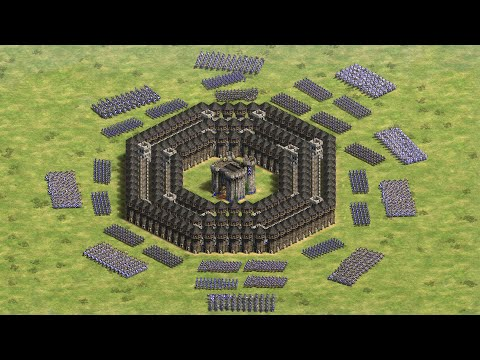 (New) Bunker last stand - age of empires 2 definitive edition