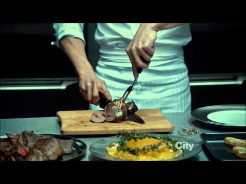 (HD) Hannibal cooking