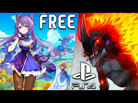 (New) 10 epic free ps4 games in 2020 - best free to play playstation 4 games you can play now!