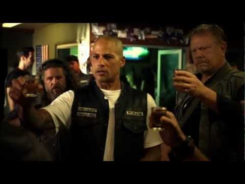 (New) Sons of anarchy-burn it to the ground