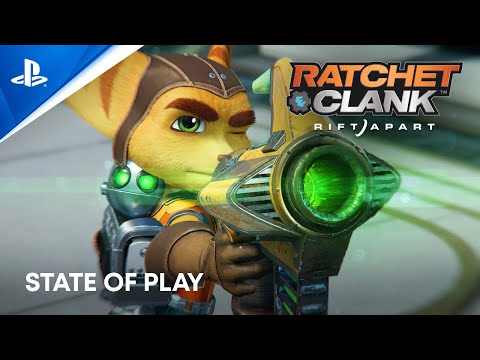 (New) Ratchet e clank: rift apart – state of play | ps5