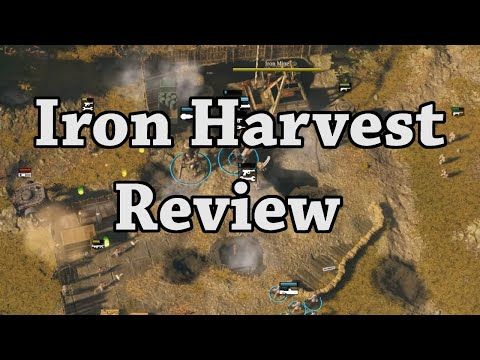 (New) Iron harvest review