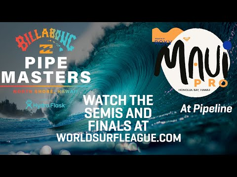 (Ver Filmes) Finals day! billabong pipe masters presented by hydro flask and the maui pro presented by roxy