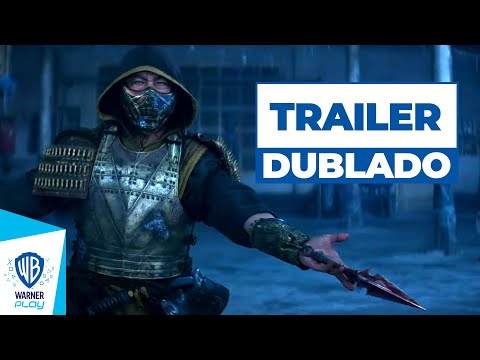 (New) Mortal kombat - trailer dublado do filme